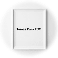 Temas tcc